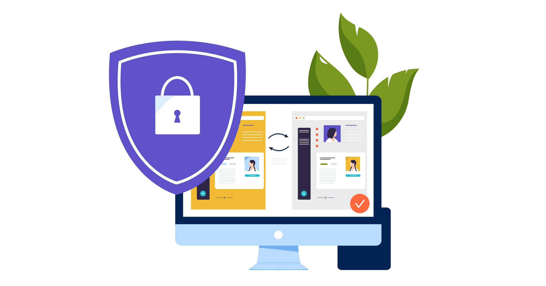 безпасность, защита, шифрование, персональные данные